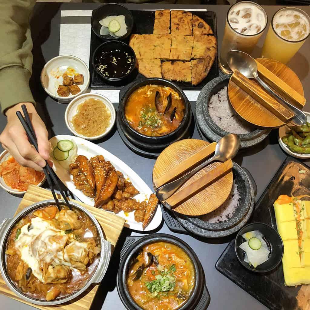 楠梓玉豆腐韓國料理