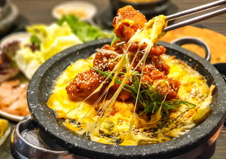 玉豆腐韓式料理 家樂福愛河店