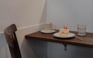 台北中山|鐵木 Ironwood Coffee-都市裡的靜謐咖啡館,徉徜在木質空間裡