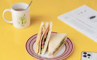 台北中山|阿香三明治-傳統三明治藏在市場裡,都市裡緩慢的角落