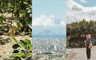 宜蘭冬山|中山休閒農業區-在冬山能體驗採柚、採茶與眺望蘭陽平原的舒爽休假日